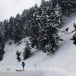 Severe Cold Conditions In Jammu And Kashmir