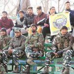 Thousands Brave Winter Chill, Witness Kashmir's Long-Awaited Football Match