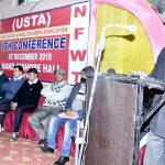 Provincial Conference Of USTA Held, New Office Bearers Elected
