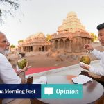 India And China Find Common Ground On Dealing With Protests