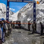 India Begins Work On Tunnels Along Border With China