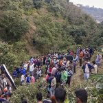 At Least 10 Dead, 36 Injured As Bus Falls Into Gorge In J&K's Rajouri