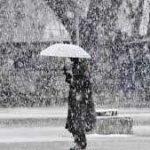 J&K's Doda Receives Fresh Snowfall