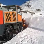 BRO Inducts Hi-Tech Snow Clearance Equipment In Jammu And Kashmir