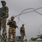 BSF Erecting New Steel Fence Along Pak, B'desh Border