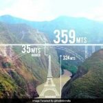World's Highest Rail Bridge In J&K To Withstand Blast, Earthquake Of Intensity 8