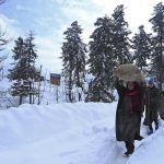 Jammu And Kashmir, Ladakh See Fall In Temperatures, Drass Freezes At Minus 30 Degrees