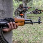 2 Militants Killed, 2 Soldiers Injured In Awantipora Encounter