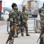 Terrorists Open Fire At Troops In Nagrota, Jammu