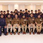 CRPF Organises Bharat Darshan Tour For Kashmiri Students