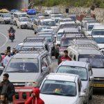 Hundreds Of Vehicles Leave Jammu For Srinagar On Kashmir Highway