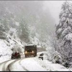 Two Western Disturbances To Bring Rain, Snow To Jammu & Kashmir, Himachal Pradesh