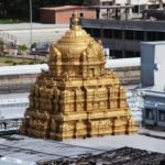 J&K To Give 100 Acre For Constructing Replica Of Tirumala Temple In Jammu
