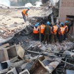 3 Firemen Killed As Building Collapses In Jammu