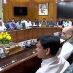 Delegation Of J&K Panchayat Association Calls On Amit Shah Over Abrogation Of Article 370