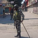 Centre Orders Immediate Withdrawal Of 10,000 CAPF Troops From Jammu And Kashmir