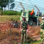 After 18 Years Of Cultivation On The Border, BSF Drove Armored Tractors