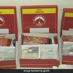 Home Delivery Of Vaishno Devi Prashad, Online Darshan App On Navratri