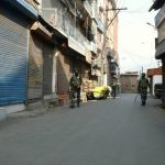 Complete Shutdown In Jammu and Kashmir To Protest Against New Land Laws