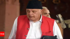 Jammu and Kashmir youths taking to drugs out of unemployment, says National Conference president Farooq Abdullah