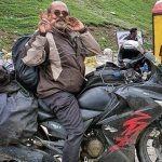 This 67-Year-Old Rode All The Way From kerala To Ladakh