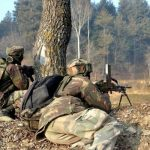 Indian Army Thwarts Infiltration Bid In Jammu & Kashmir