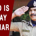 IPS Vijay Kumar To Be First Lieutenant Governor of Jammu Kashmir
