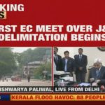 First EC Meet Over J&K Delimitation Begins, Meet Over Assembly Seats Of J&K Union Territory