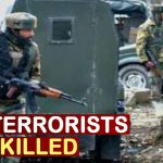Security Forces Kills Top LeT Terrorist Asif In Sopore, Jammu & Kashmir
