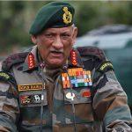 Indian Army Chief Bipin Rawat Beats War Drums Over Azad Kashmir