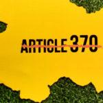Article 370, 'Kashmir Hamara Hai': Bollywood Film-Makers Rush To Register Movie Titles
