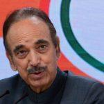 Congress Leader Ghulam Nabi Azad Meets People In Anantnag