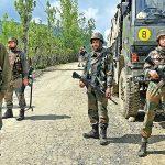 Security Forces Arrest Four J-e-M Militants In Pulwama