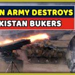 Indian Army Retaliates To Pakistan Ceasefire, Destroys Various Bunkers