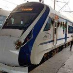 Journey Of Development In J-K Begins With Launch Of Delhi-Katra Vande Bharat  Express