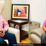 PIB DG Discusses IIMC Jammu With Jitendra Singh