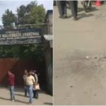 Cop, Journalist Among 10 Injured In Grenade Attack Outside Anantnag DC Office