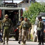 Gunfight breaks out in south Kashmir's Tral