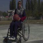 Ishrat Rasheed Becomes 1st Female Kashmiri Specially-Abled International Basketball Player