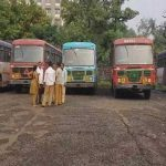 Strike Enters Day 5 In Jammu And Kashmir's Samba, Buses Off Road