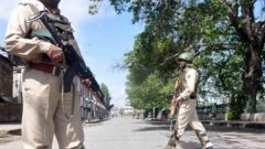 Terrorists Open Fire At Vegetable Shop In Jammu And Kashmir