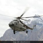 Army Chopper Crashes In Jammu And Kashmir's Poonch, Some Officers Including Top General Injured