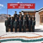 Diwali: Ceremonial Border Personnel Meet Held Between Indian Army, Chinese PLA In Ladakh