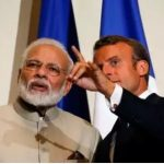 Macron Supports Indian Position On Jammu And Kashmir
