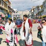 Ladakh Residents Happy, Thank Govt For New Status