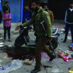UP Vendor Killed, 44 Hurt In Srinagar Grenade Blast