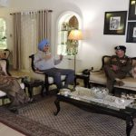 Jammu & Kashmir Police Chief, Army Commander Discusses Security Situation Post Ayodhya Verdict