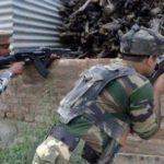 Encounter Underway In Ganderbal, 1 Terrorists Killed