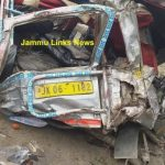 16 Killed As Passenger Vehicle Falls Into Gorge In J&K's Doda