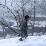 Valley Likely To Receive Fresh Snowfall, Leh Continues To Shiver At Minus 6.3 Degrees